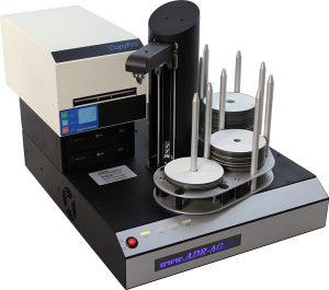 Blu-ray Kopierer mit Drucker Thermodrucker