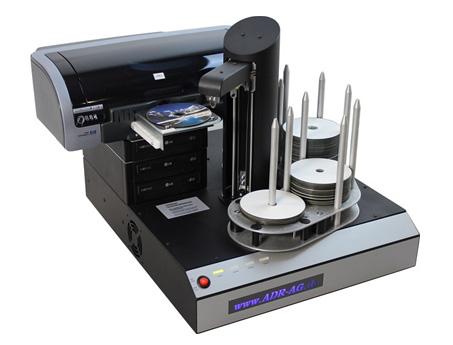 Hurricane 3 Blu-ray kopier roboter inkl. HP Excellent IV