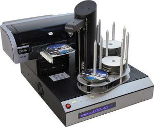 Blu-ray Kopierer mit Drucker Inkjet